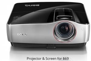 GeneralUse Projector Rental